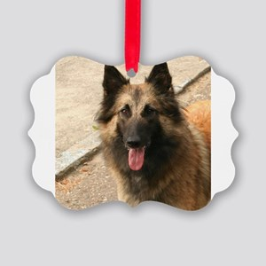 Belgian Shepherd Dog (Tervuren) Ornament