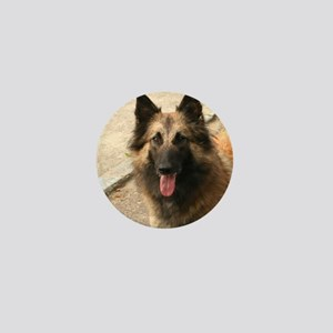 Belgian Shepherd Dog (Tervuren) Mini Button
