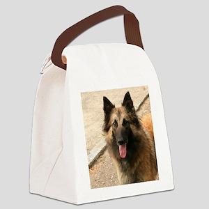 Belgian Shepherd Dog (Tervuren) Canvas Lunch Bag
