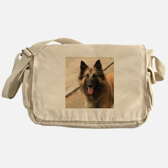 Belgian Shepherd Dog (Tervuren) Messenger Bag