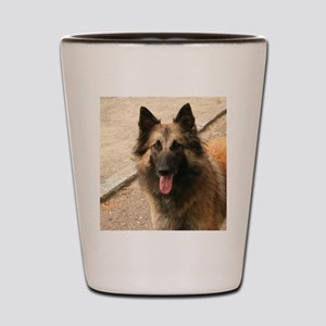 Belgian Shepherd Dog (Tervuren) Shot Glass