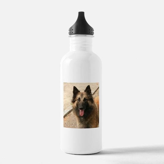 Belgian Shepherd Dog (Tervuren) Water Bottle