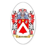 Farbrother Sticker (Oval 10 pk)