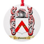 Fannery Round Ornament