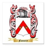 Fannery Square Car Magnet 3