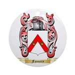Fannery Ornament (Round)
