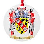 Fanner Round Ornament