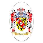 Fanner Sticker (Oval 50 pk)