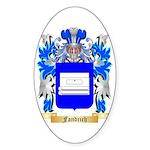 Fandrich Sticker (Oval 50 pk)