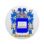 Fandrich Ornament (Round)