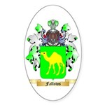 Fallows Sticker (Oval 10 pk)