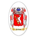Falloon Sticker (Oval 50 pk)