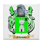 Falkowsky Tile Coaster