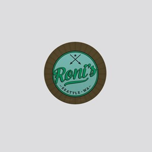 OUAT Roni's Mini Button