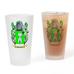 Falkowicz Drinking Glass