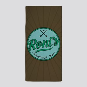 OUAT Roni's Beach Towel