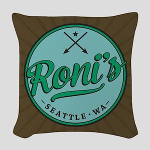 OUAT Roni's Woven Throw Pillow