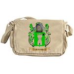 Falkovski Messenger Bag