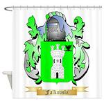 Falkovski Shower Curtain