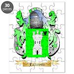 Falkovski Puzzle