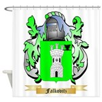 Falkovitz Shower Curtain