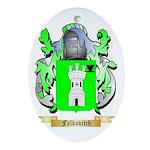 Falkovitch Ornament (Oval)