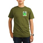 Falkov Organic Men's T-Shirt (dark)
