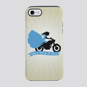 OUAT Ballgown Motorcycle iPhone 7 Tough Case