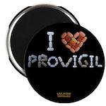 I Heart Provigil Button Magnets