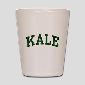KALE Shot Glass
