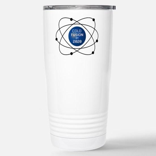 Cold Fusion by 2020 Travel Mug