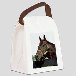 SEATTLE SLEW Canvas Lunch Bag
