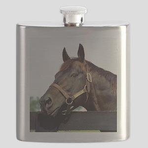 SEATTLE SLEW Flask