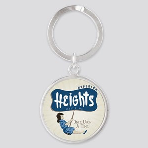 OUAT Hyperion Heights Retro Keychains