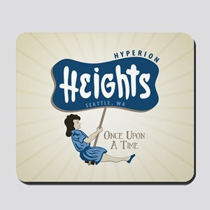 OUAT Hyperion Heights Retro Mousepad
