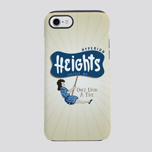 OUAT Hyperion Heights Retro iPhone 7 Tough Case