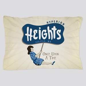 OUAT Hyperion Heights Retro Pillow Case