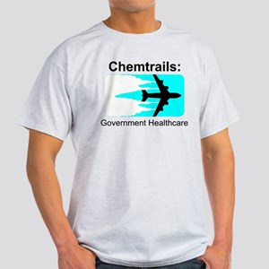 Chem Gov Health - Black T-Shirt