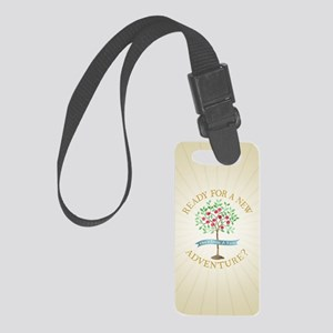 OUAT A New Adventure Luggage Tag