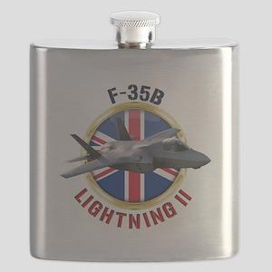 RAF F-35B Lightning II Flask
