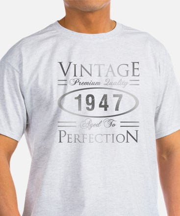 Funny 70th birthday vintage T-Shirt