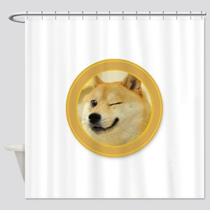 support buy me Shower Curtain