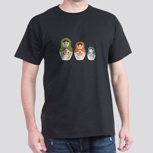 Matryoshka Russian Dolls T-Shirt