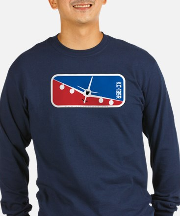 KC-135 Cleaned Long Sleeve T-Shirt