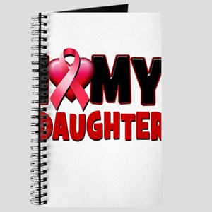 I Love My Daughter Journal