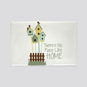 Theres no Place Like HOME Magnets