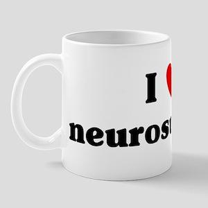 I Love neurosurgery Mug