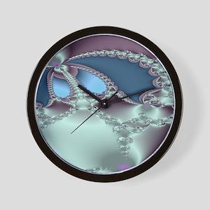 Satin Lace Wall Clock