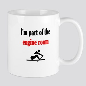 I'm part of the engine room (pic) Mug