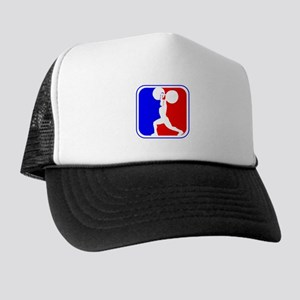 Weightlifting League Logo Hat